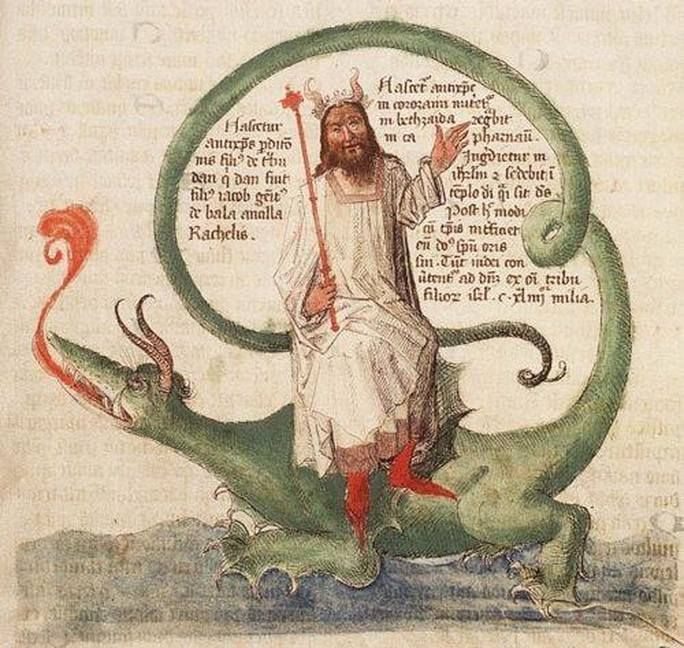 The Symbol Of The Serpent Is Highly Connected With The Devil In