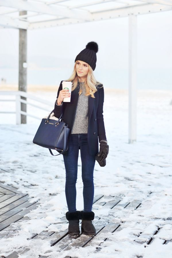 Make Life Easier Casual Winter Outfits Autumn Winter Fashion Clothes