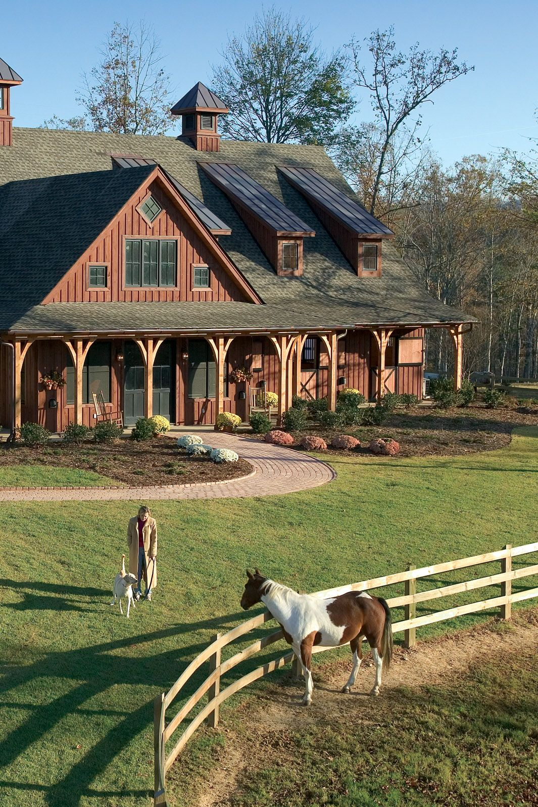 Best 25 centered riding ideas on pinterest role play for Beautiful ranch houses