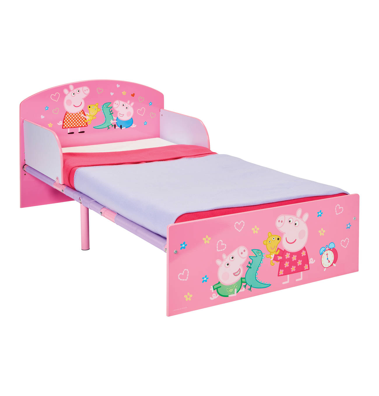 9 Baby Bed Toddler Car Bed 160x80 with Mattress Enfant Lit Kinderbett