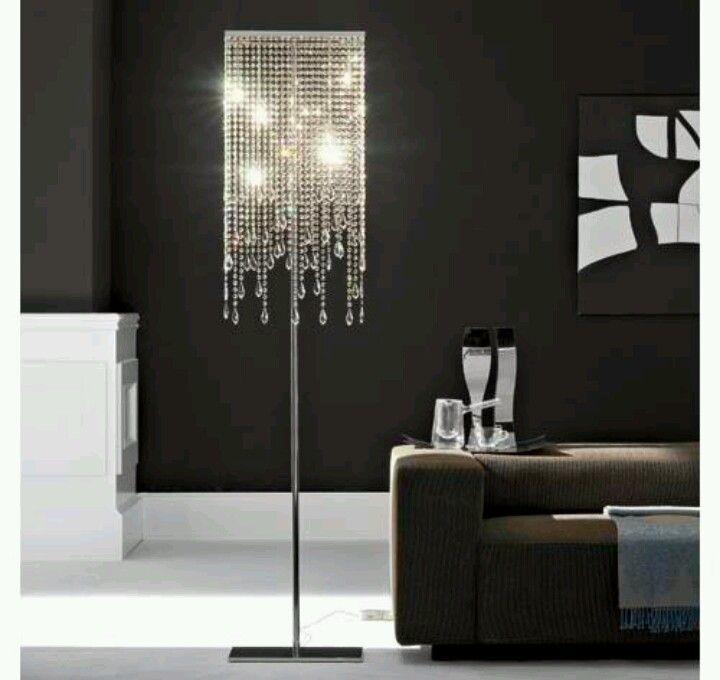 Lamp BLING!! | Home Glam Decor | Pinterest | Bling and Lights