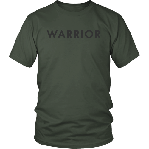 WARRIOR - Mens Tee Shirt
