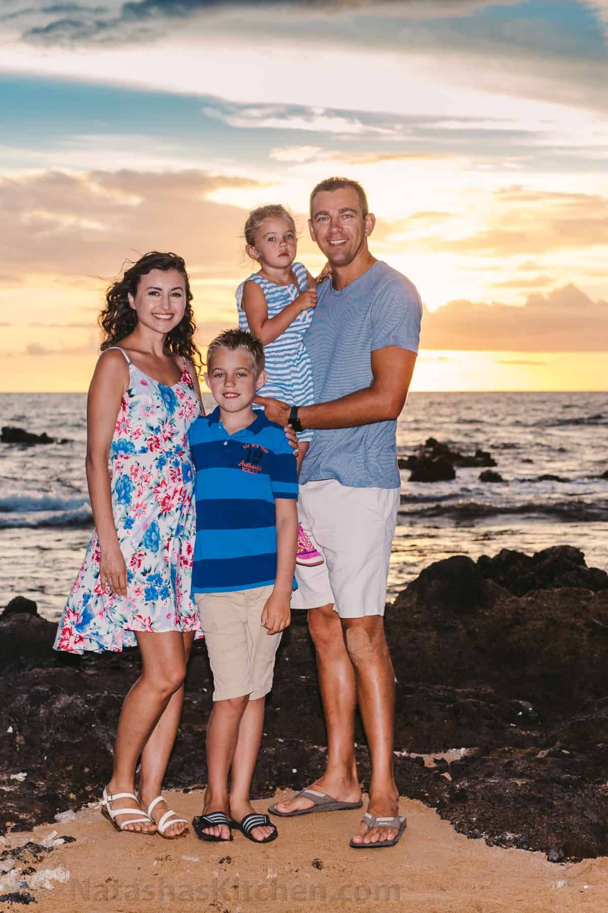 Maui Family Vacation Video