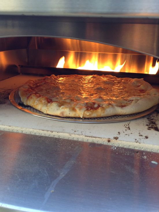 Our First Backyard Pizza with the Kalamazoo Outdoor Pizza Oven