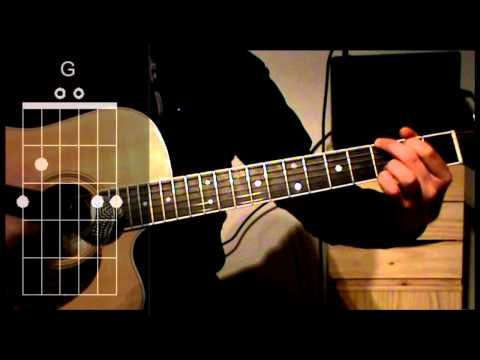 COMFORTABLY NUMB - Pink Floyd (Acoustic Guitar Lesson) | Songs ...