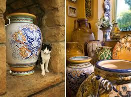 italy ceramics - Google Search Just coz I like the cat. :)