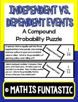 Compound Probability Puzzle | Math is FUNtastic | Maths