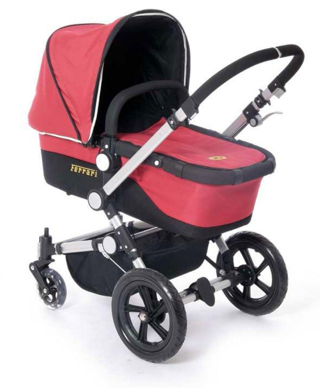 a tallness flexible handle bar of Baby Stroller