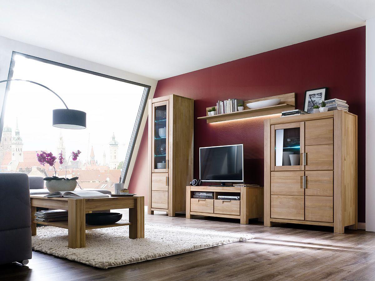Wohnwand Daisy II   4tlg.   Wohnwand, Online möbel, Möbel online kaufen