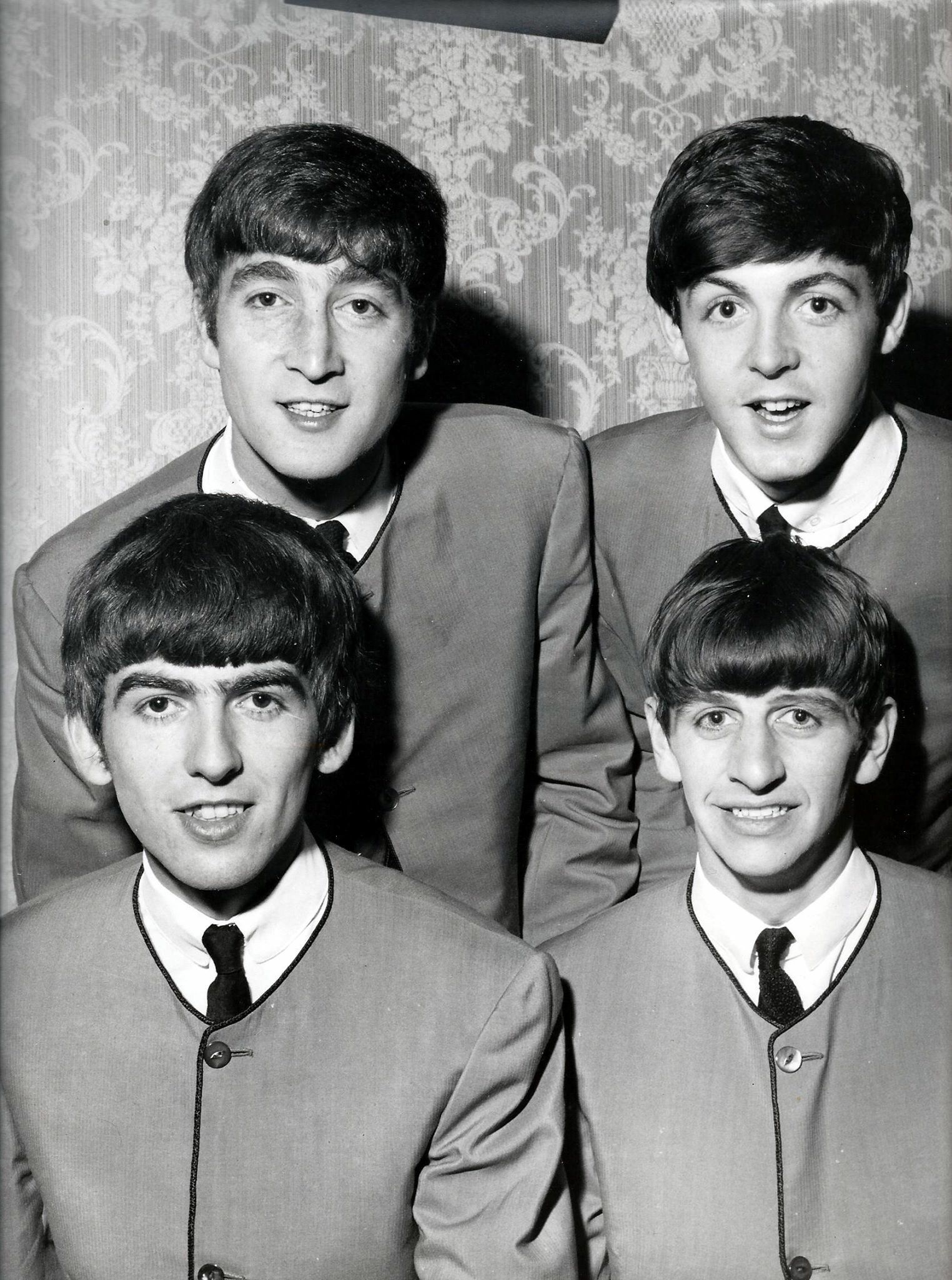 The Beatles 1963 (With images) | The beatles, Beatles rare ...