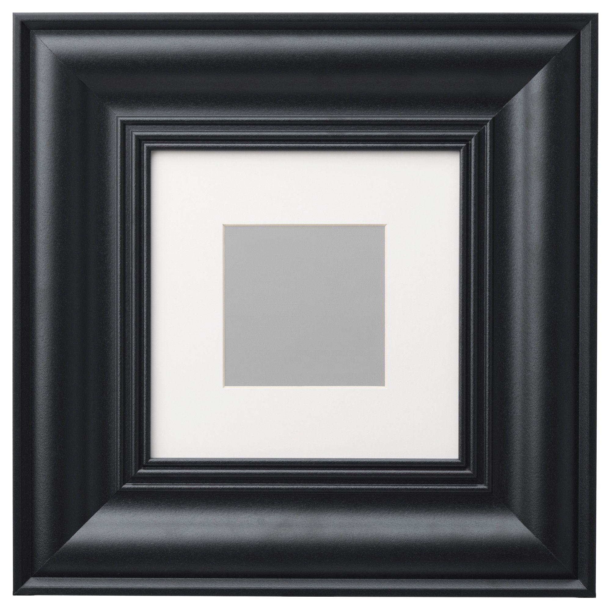 SKATTEBY Frame, black | ikea | Pinterest | Frame, Ikea and Picture ...