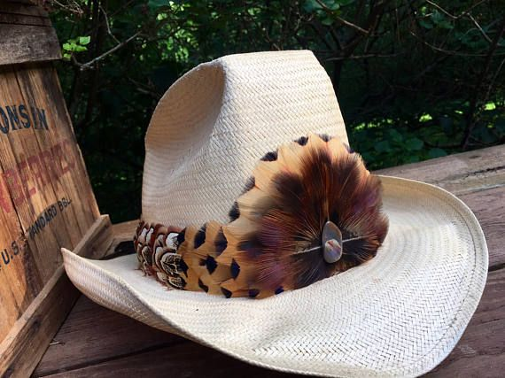 Pin On Feather Hat Bands
