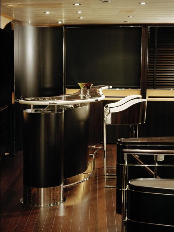 yacht design parsifal iii remi tessier interieur designer, Innenarchitektur ideen