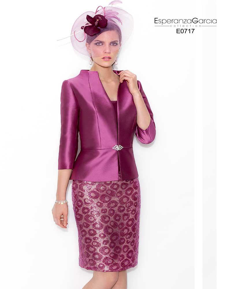 Pin de Concha en vestdos para la boda   Pinterest   Vestidos madrina ...
