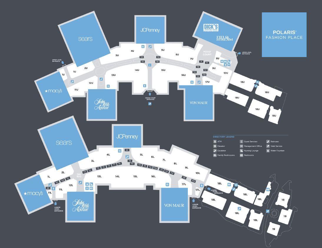Pfp Floor Map Travel Places