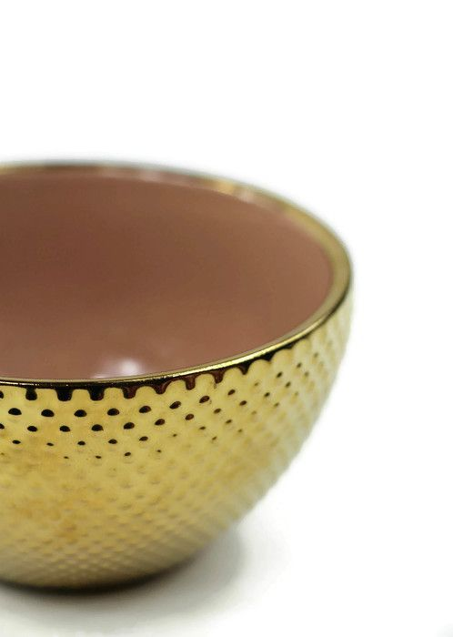 WEB EXCLUSIVE: Aperitivo Bowls in Gold