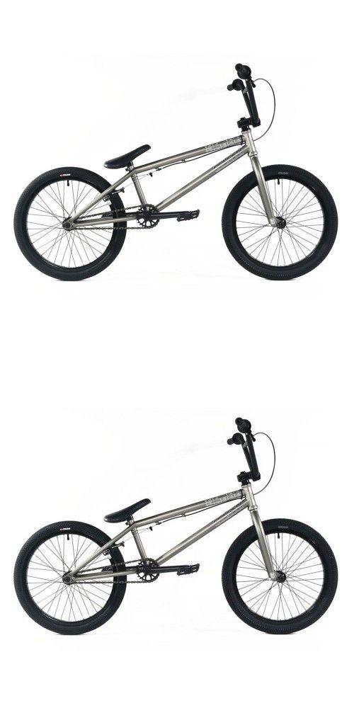Colony The Living BMX Bike, Silver with Black, 20-Inch | BMX Bikes ...