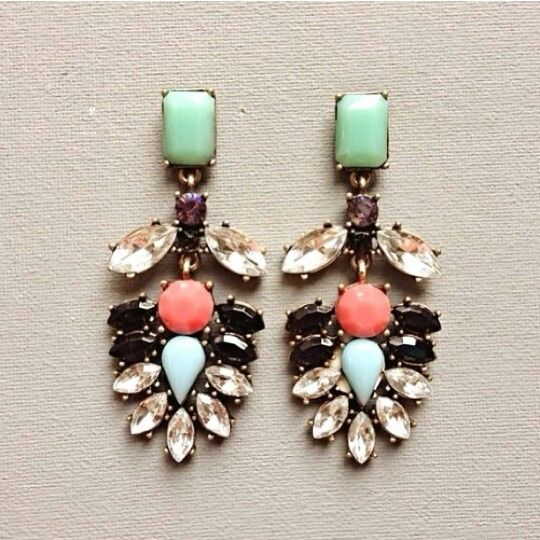 Pretty earrings