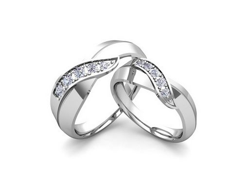 matching wedding rings for couples matching wedding rings his and her - Wedding Rings For Couples