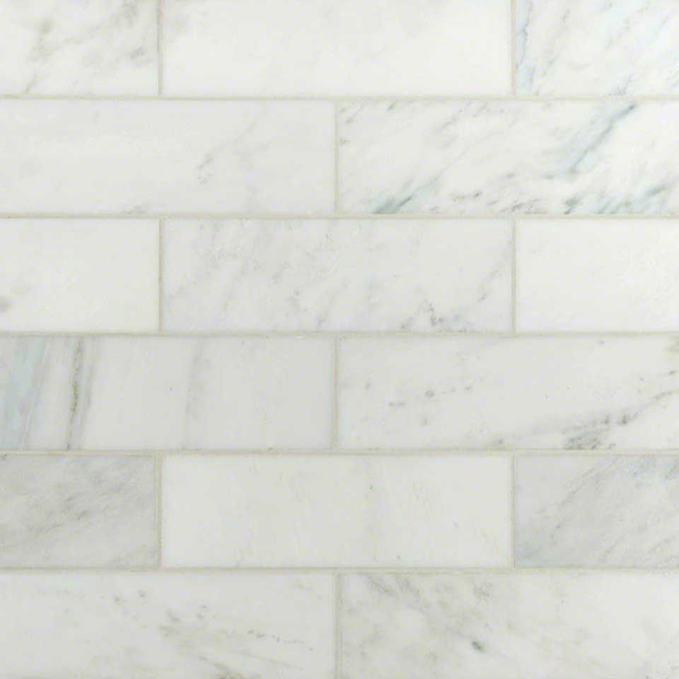 Subway tile carrara white marble subway tile 4x12 polished subway tile carrara white marble subway tile 4x12 polished dailygadgetfo Image collections