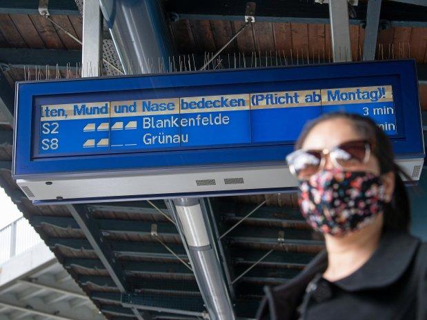 Maskenpflicht Im Fernverkehr