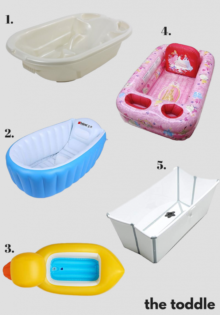 The Best Toddler Tubs For Stand Up Showers With Images