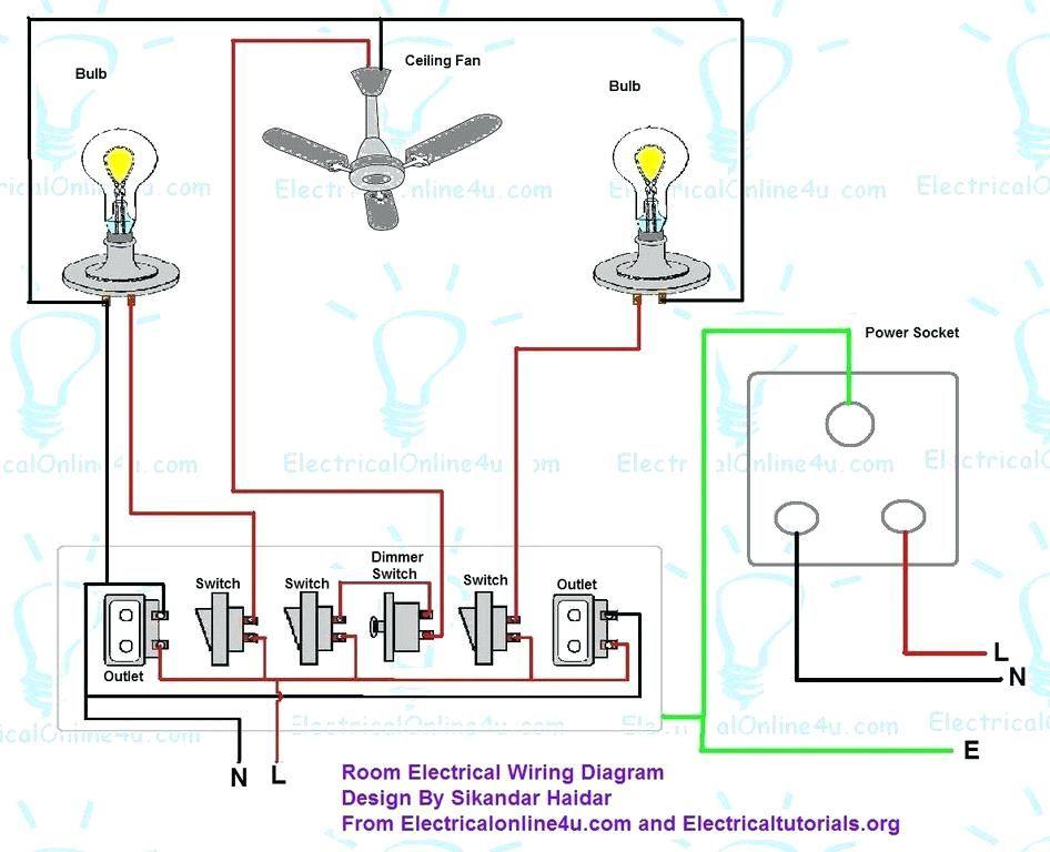 Wiring Diagram Simple Bookingritzcarlton Info Home Electrical Wiring House Wiring Electrical Wiring