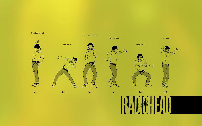 Radiohead lotus flower dance instructions music humor pinterest radiohead lotus flower dance instructions izmirmasajfo