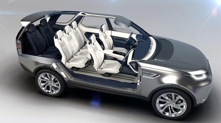 2018 Land Rover Lr4 New Design Review