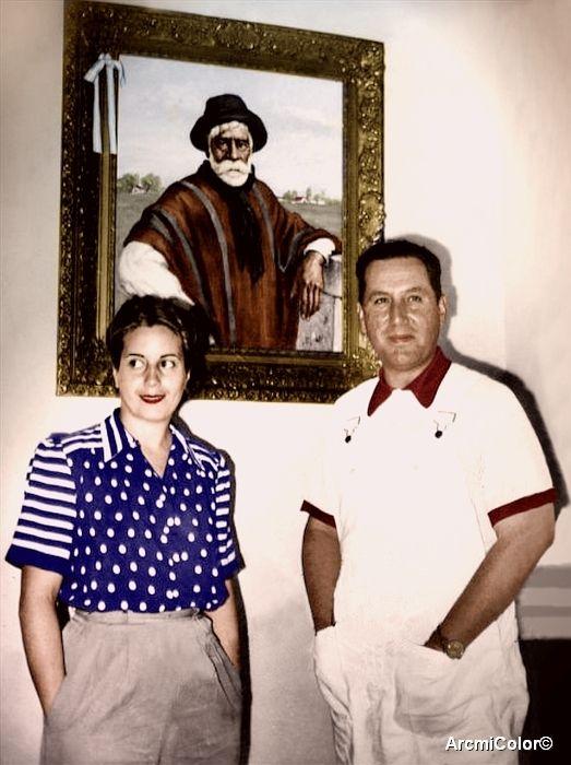 Los Amantes de Eva Perón