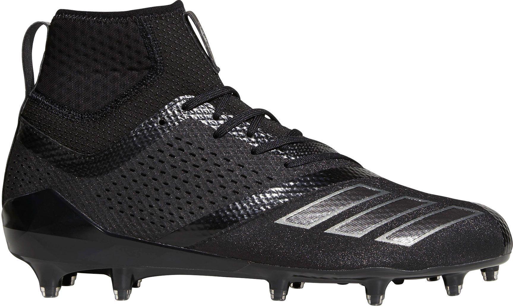 ceb8685bf6c adidas Men s adiZERO 5-Star 7.0 SK Mid Football Cleats