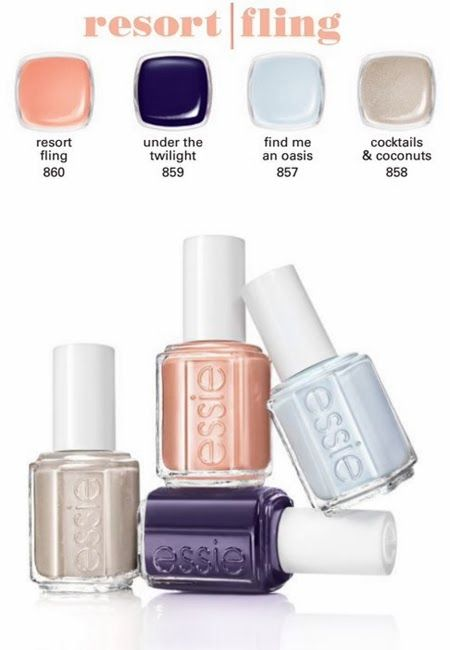 Stylish Spring 2017 Nail Collections I Want Under Twilight Hopefully Pers Has It