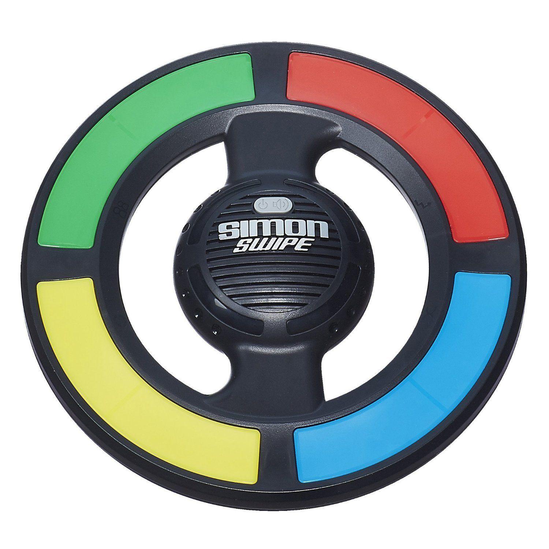 Hasbro Simon Swipe Games, Board games, Games for kids
