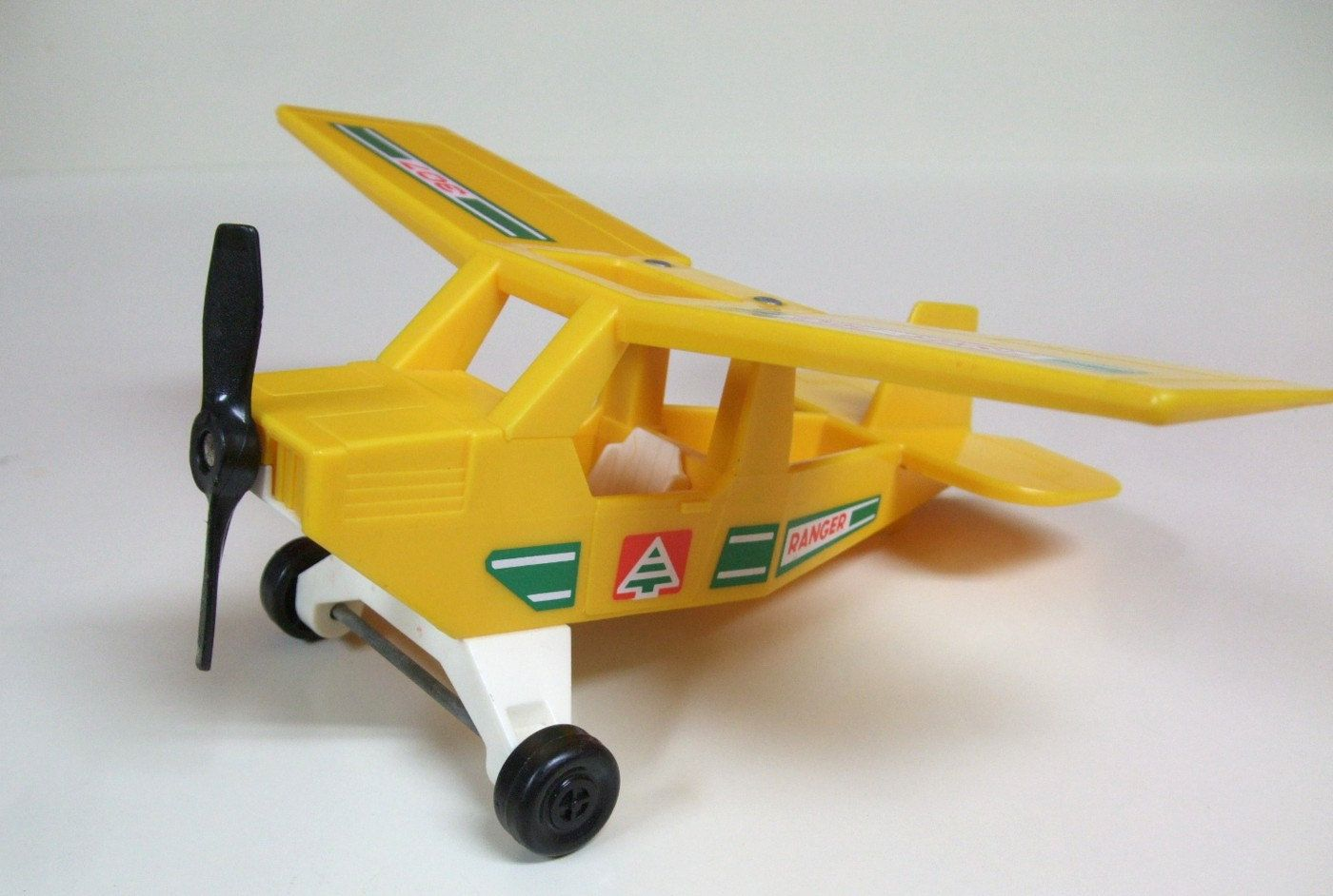 Vintage 1976 Fisher Price 307 Ranger Adventure People Wilderness ...