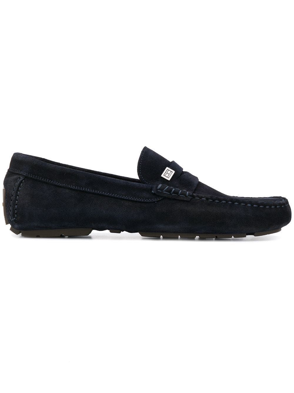 a0e33e340 TOMMY HILFIGER TOMMY HILFIGER CLASSIC LOAFERS - BLUE.  tommyhilfiger  shoes