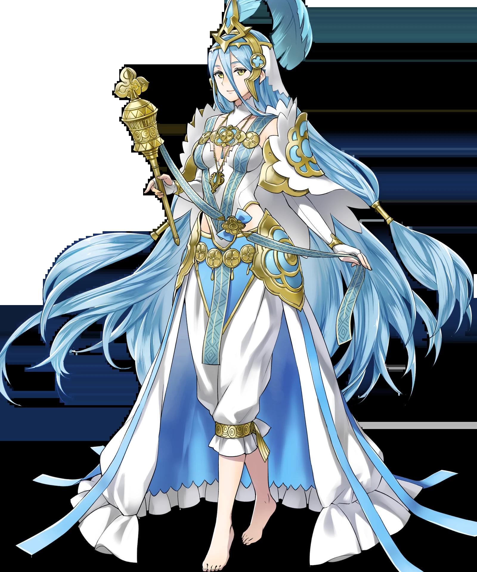 Bride Azura : FireEmblemHeroes