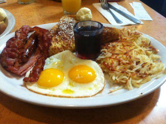 southern breakfast - Google Search