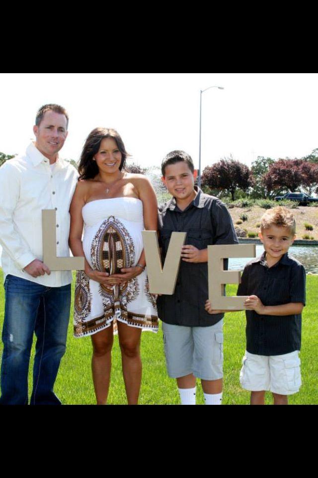 Maternity Family Photos