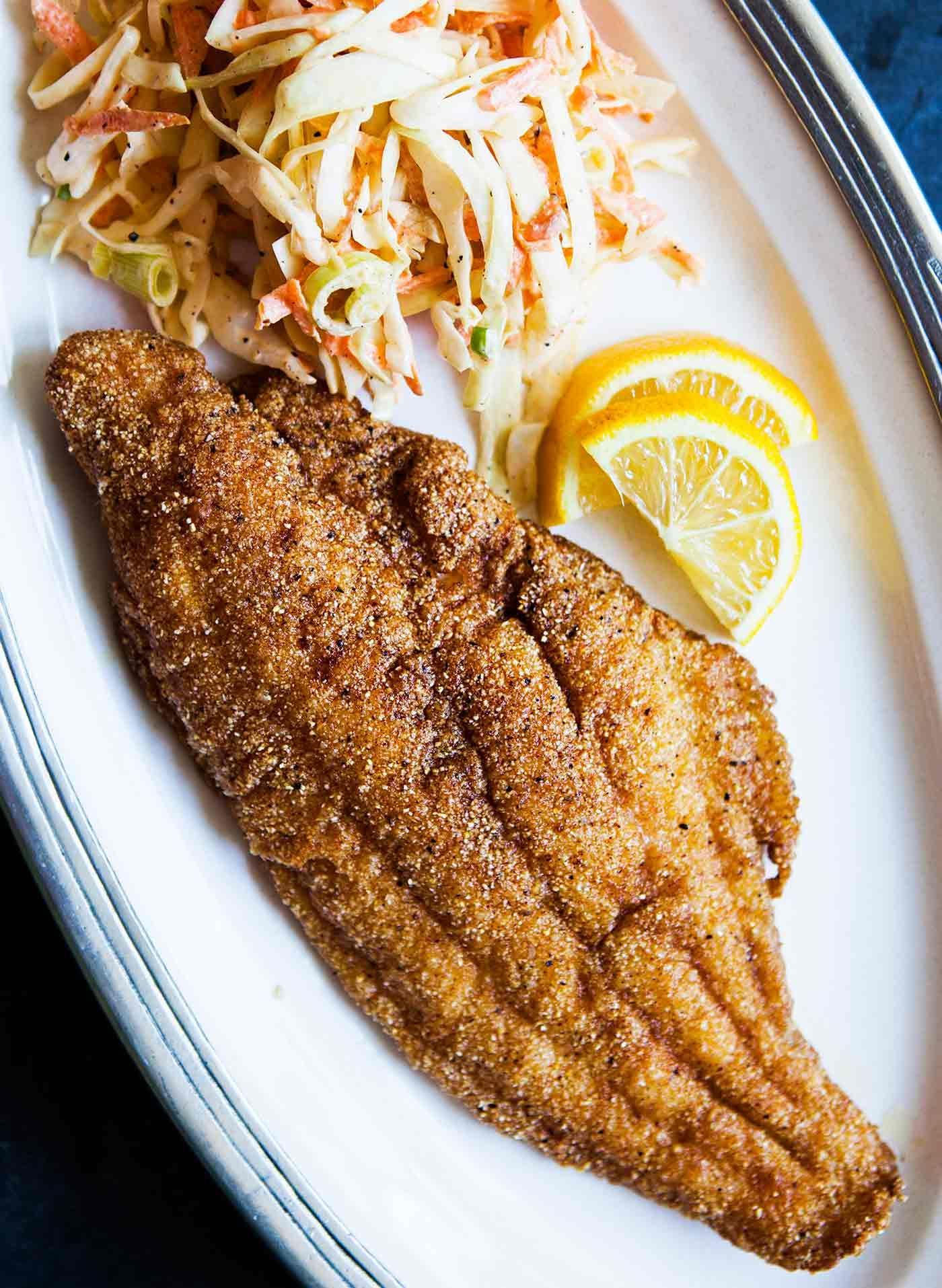 Grilled Catfish Fillets Fish Recipes
