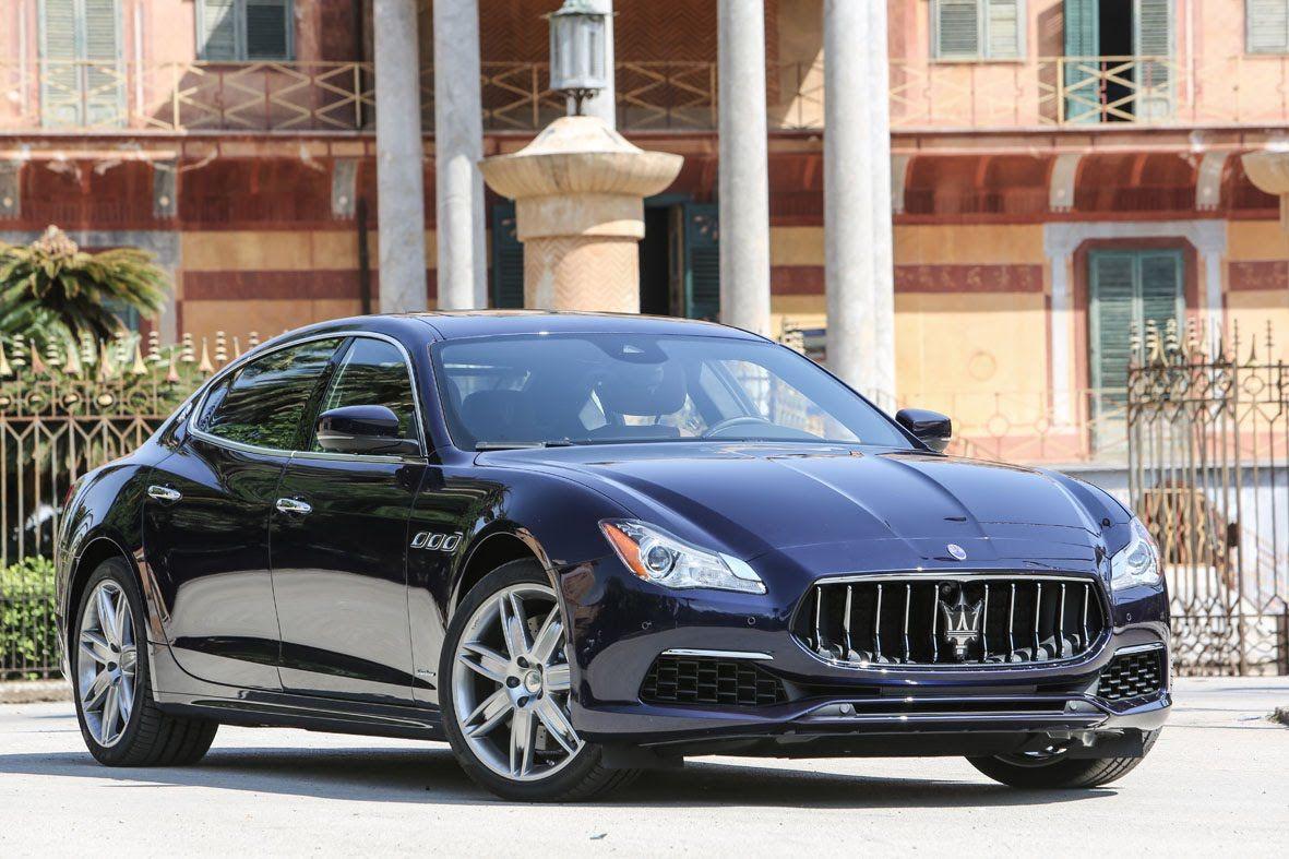 TEST DRIVE & Sound new MASERATI QUATTROPORTE GTS e 4WD