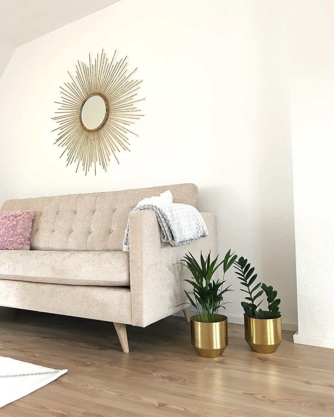 Pin von Li Li auf Wohnzimmer | Sonnenspiegel, Dekor, Style