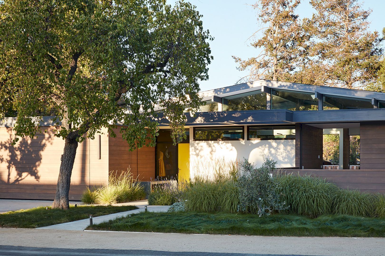 Los Altos New Residence Modern Home With Open Es And A