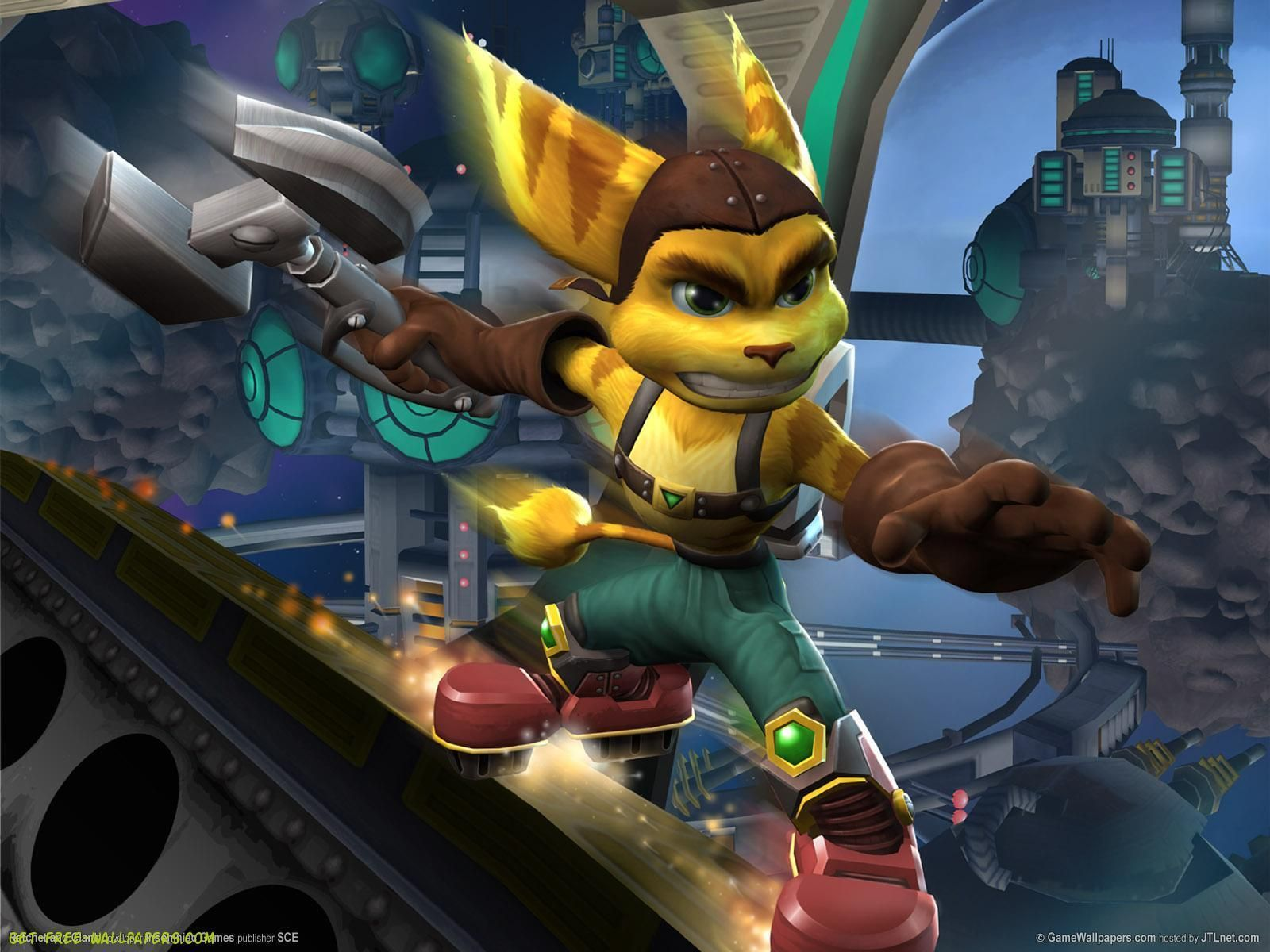 Ratchet And Clank Wallpaper American Funny Videos Ratchet