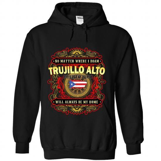 Trujillo Alto - #tshirt skirt #sweater. LIMITED TIME => https://www.sunfrog.com/No-Category/Trujillo-Alto-5755-Black-Hoodie.html?68278