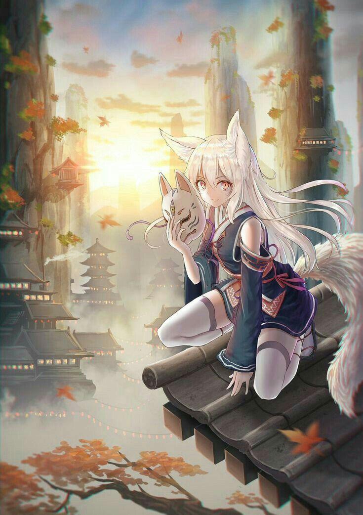 Photo of Anime Girl Neko
