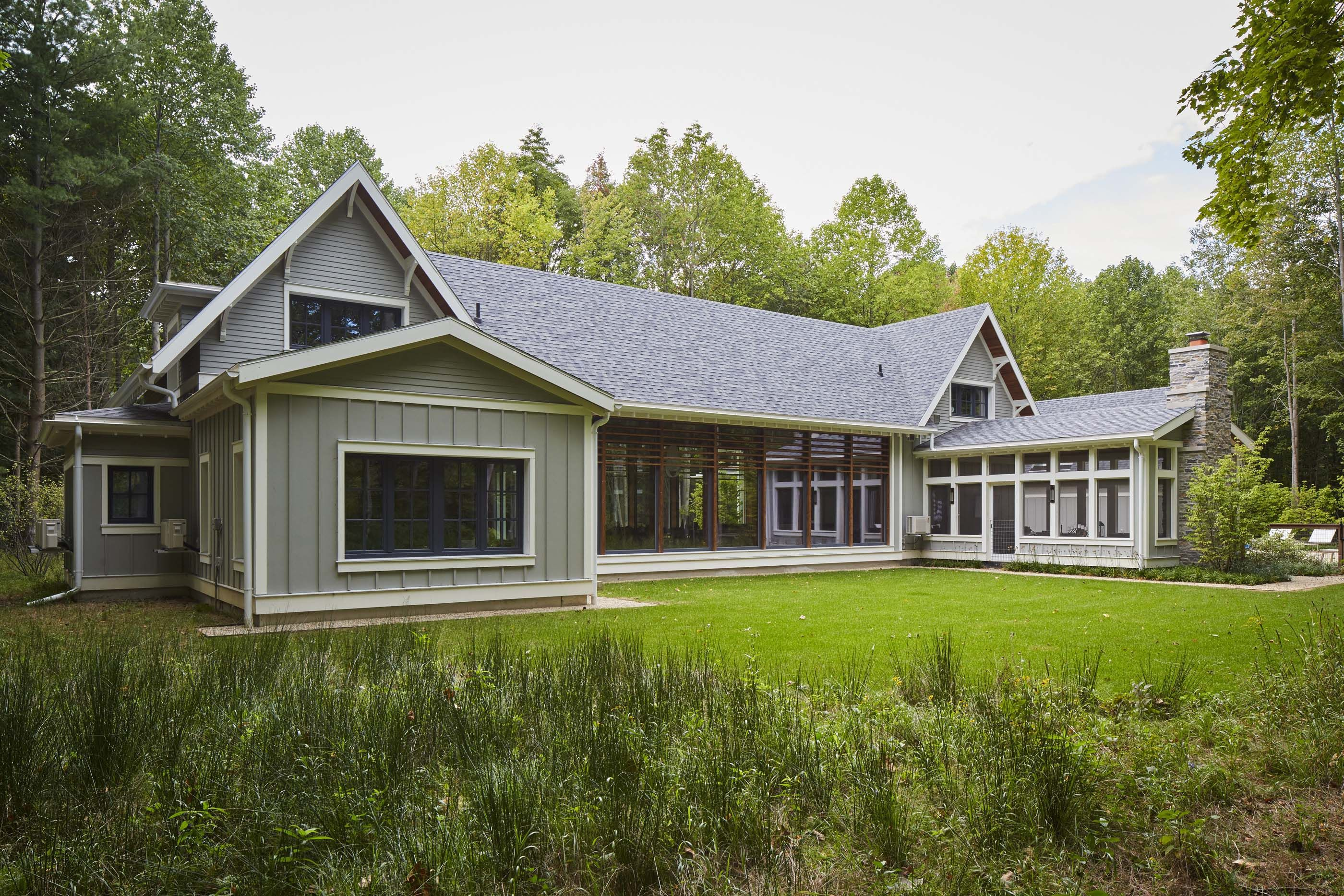 Morgante Wilson Architects Designed The