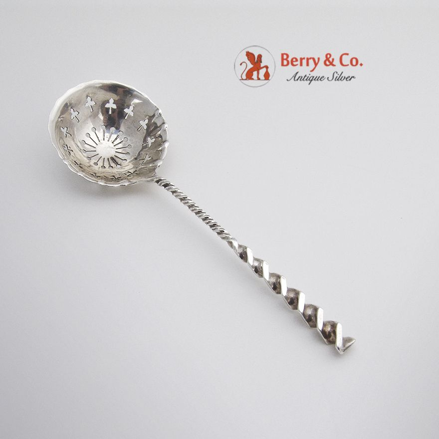 """Imperial Queen by Whiting Sterling Silver Regular Fork 7/"""""""