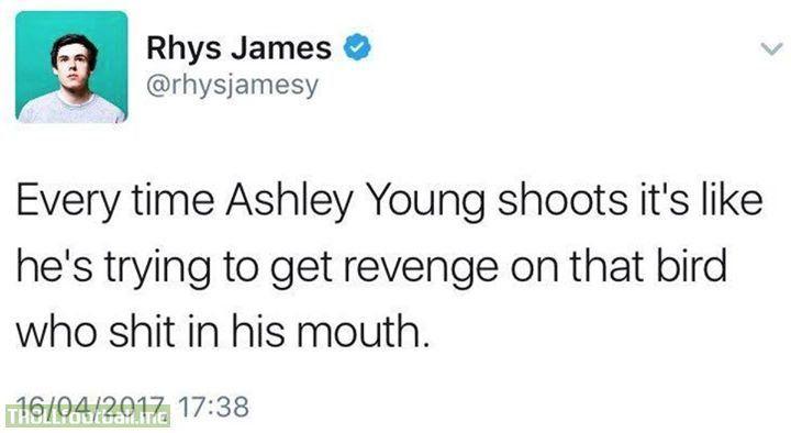 What a tweet.