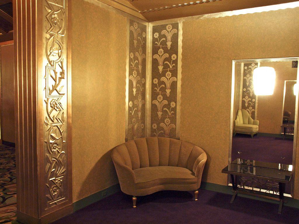 Art Deco Color   Art Deco Wall Mural   Possible Patterns U0026 Color Part 47