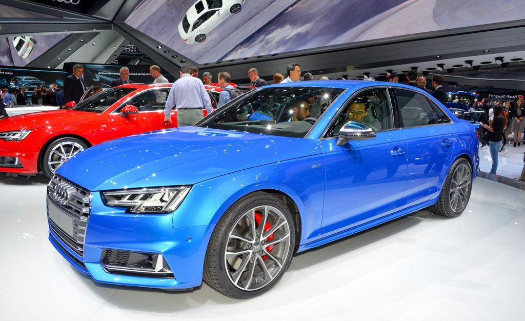 Top 2019 Audi S4 Images Release Car
